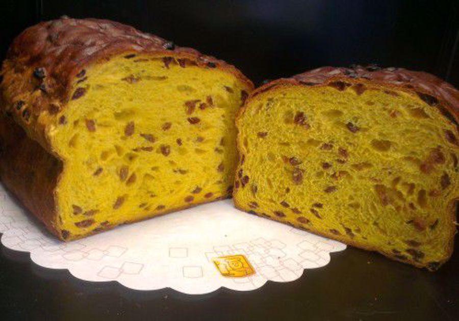 Paasbrood met Saffraan