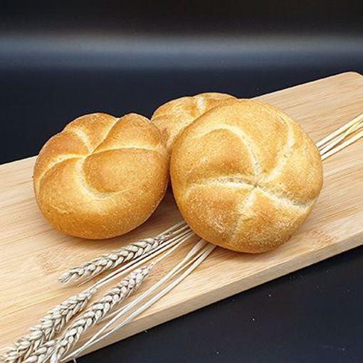 Afbeelding van Afbak Kaiserbroodje wit