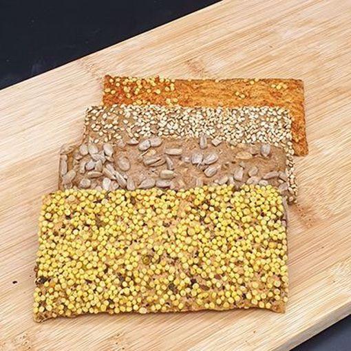 Afbeelding van crackers assortiment