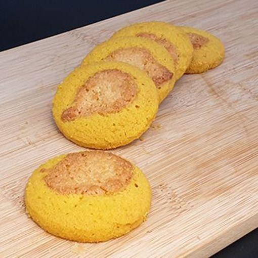 Afbeelding van Roomboter koekjes Spijskransjes +/-250gr