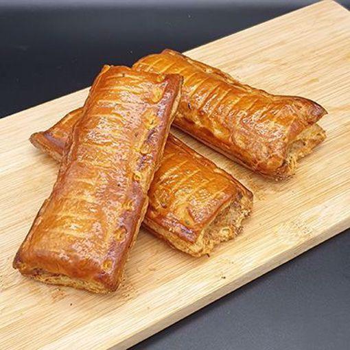 Afbeelding van Vrijdag: Saucijzen broodje 4+1 GRATIS