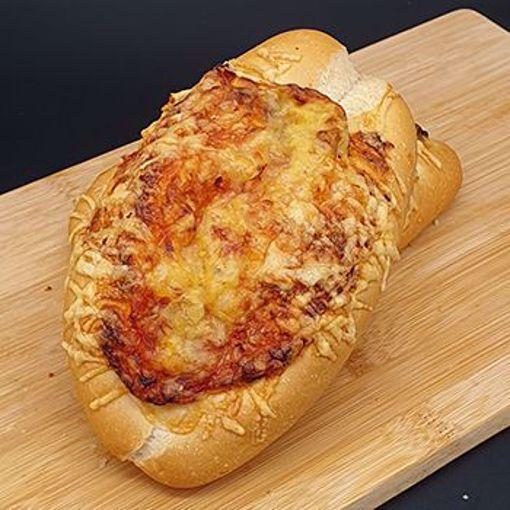 Afbeelding van Klein pizza stokbroodje