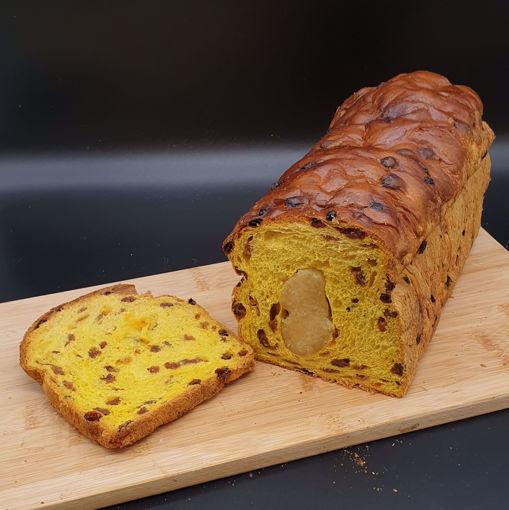 Afbeelding van Paasbrood 800 gram met spijs
