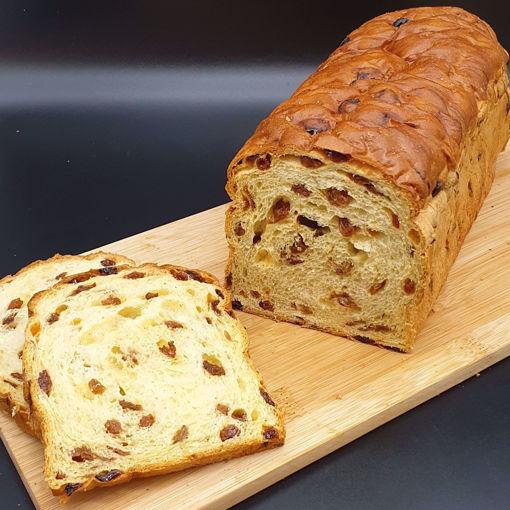 Afbeelding van Rozijnenbrood heel